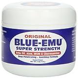 Nfi Consumer Products Blue-emu Emu Oil, Aloe, Super Strength, 4-Ounce Jar