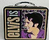 Elvis Presley Tin Lunchbox Tote