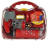 Theo Klein Firefighter case - juguetes de rol para niños (Niño, Multi, Transparente)