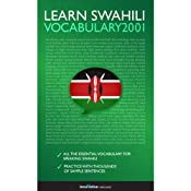 Learn Swahili - Word Power 2001 | [Innovative Language Learning]