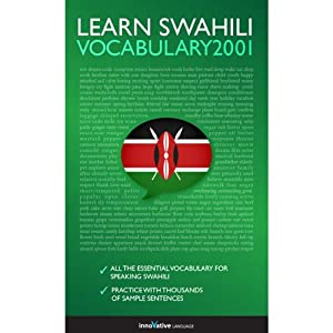 Learn Swahili - Word Power 2001 Audiobook