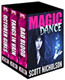 Magic Dance: Three Paranormal Tales