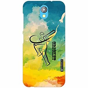 Printland Back Cover For HTC Desire 526G Plus - Silicon Activity Designer Cases