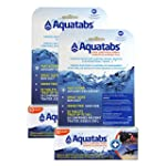 Aquatabs 49 mg (8.5 mg Active) Water...