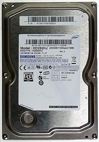 250GB HDD Samsung HD252HJ SATA ID13377