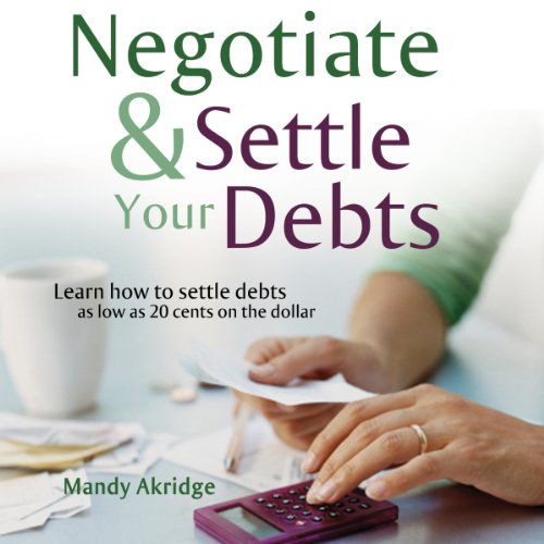Buy Debt Settlement Now!