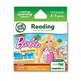 Leap Frog Explorer Learning Game Mattel Barbie #153