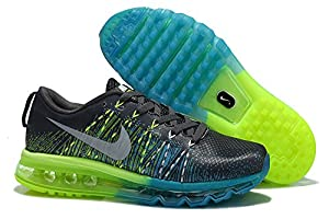 Nike Flyknit Air Max Women's Running Shoes (38)