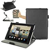 Cover-Up Comfort Shell Cover Case for 7.9 inch Acer Iconia A1-810 / A1-811 Tablet - Black