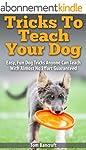 Dog Training: Tricks To Teach Your Do...