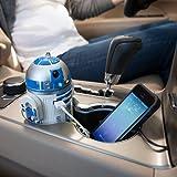 スターウォーズ R2-D2 USB 車載充電器 iPhone, iPad, Android対応 (新パッケージ) [並行輸入品]
