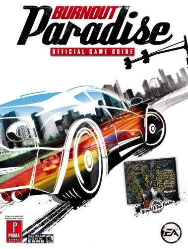 Burnout Paradise (Prima Official Game Guide)