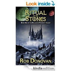 Ritual of the Stones (Ballad of Frindoth Book 1)