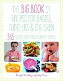 The Big Book of Recipes for Babies, Toddlers and Children: From First Foods to Starting School