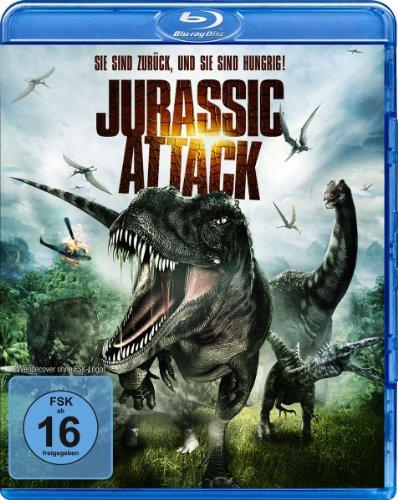 Jurassic Attack - Uncut [Blu-ray]