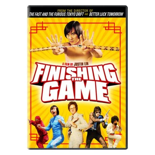 Finishing the Game The Search for a New Bruce Lee