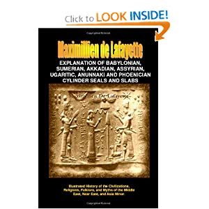Explanation of Babylonian,Sumerian,Assyrian,Ugaritic,Phoenician Seals & Slabs