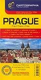 img - for Prague Map book / textbook / text book