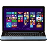 Toshiba Satellite S70-A-11H 17.3-inch Laptop (Intel Core i5-4200M 2.5 GHz, 8 GB RAM, 1 TB HDD, NVIDIA Graphics, Windows 8.1), Metal