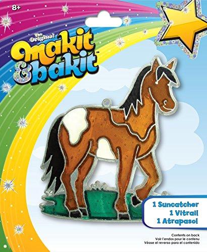 colorbok-tb-48945-makit-and-bakit-suncatcher-kit-horse