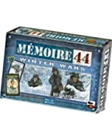 Asmodee - MEM16 - Jeu de stratégie - Extension Winter Wars - Mémoire 44