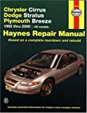 Chrysler Cirrus, Dodge Stratus, Plymouth Breeze, 1995-2000 (Haynes Manuals)