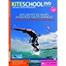 KITESCHOOL DVD, initiation et perfectionnement du kitesurf