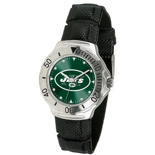 New York Jets Men's Medalist Watch at Amazon.com