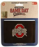 NCAA Ohio State Buckeyes Bi-Fold Wallet with Logo