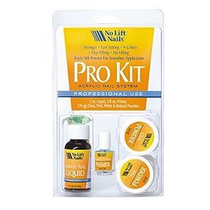 Coupons codes No Lift Mini Professional Acrylic Nail Kit Review