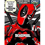 Deadpool (Steelbook) [4K Ultra + Blu-ray + Digital]