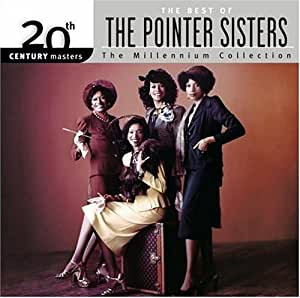 Pointer Sisters - 20th Century Masters: Millennium Collection by
