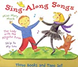 Sing Along Songs (3 Books and 1 Tape Set) (0316930210) by Hoberman, Mary Ann