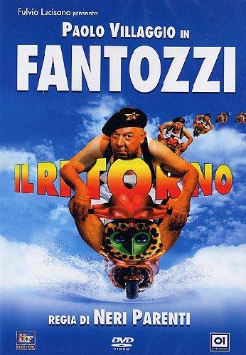 Fantozzi - Il ritorno [Italia] [DVD]