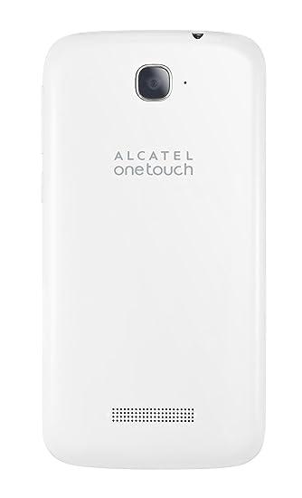 Alcatel POP C7 Smartphone débloqué (5 pouces - 4 Go) Blanc (import Espagne)