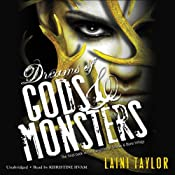 Dreams of Gods & Monsters: Daughter of Smoke and Bone, Book 3 | [Laini Taylor]