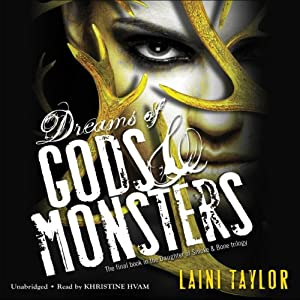 Dreams of Gods & Monsters Audiobook