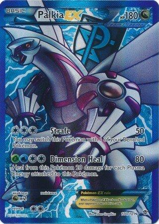 Pokemon - Palkia-EX (100) - Plasma Blast - Holo - 1
