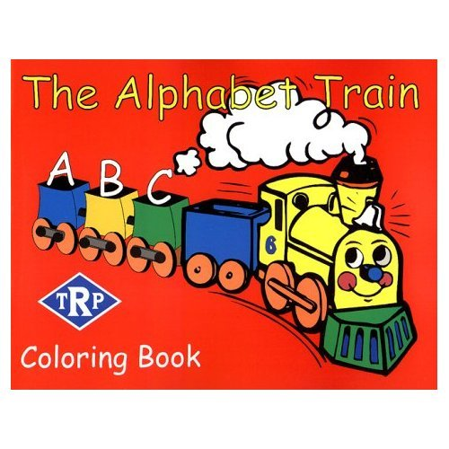 Coloring Book 5 Alphabet Train 42250 Download Full Version