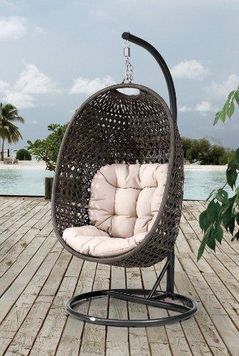 rattan h ngekorb preisvergleiche erfahrungsberichte und. Black Bedroom Furniture Sets. Home Design Ideas