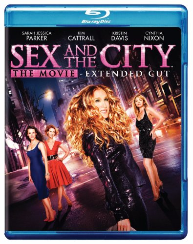 Sex and the City: The Movie (Blu-Ray)