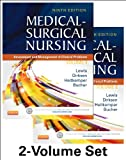 img - for Medical-Surgical Nursing - 2-Volume Set: Assessment and Management of Clinical Problems, 9e (Medical- Surgical Nursing (Lewis) 2 Vol Set) book / textbook / text book