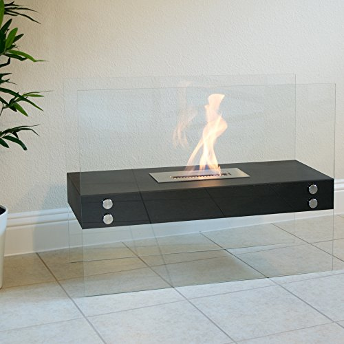 Table top ventless ethanol alcohol fireplace indoor for Indoor fire decoration