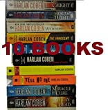 img - for Harlan Coben's 10 Book Set : Play Dead, Miracle Cure, Tell No One, Gone for Good, No Second Chance, Just One Look, The Innocent, The Woods, Hold Tight, Caught book / textbook / text book