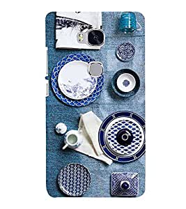 Breakfast Table 3D Hard Polycarbonate Designer Back Case Cover for Huawei Honor 5X :: Huawei Honor X5 :: Huawei Honor GR5