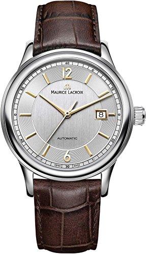 Maurice Lacroix Les Classiques LC6098-SS001-121-2 Reloj Automático para hombres Clásico & sencillo