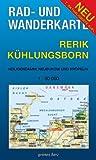 Rerik, Kühlungsborn 1 : 30 000 Rad- und Wanderkarte: Mit Heiligendamm, Neubukow, Kröpelin. Maßstab 1:30.000 Picture