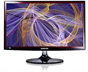 Samsung SyncMaster S27B350H LED 68,6 cm (27 Zoll) widescreen TFT-Monitor (LED, HDMI, VGA, 2ms Reaktionszeit) transparent rot