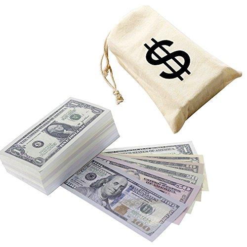 9300-in-Pretend-Paper-Play-Money-Dollar-Bills-That-Look-Real-Small-Bills-5-X-25-50-of-each-Amount-300-Bills-Total