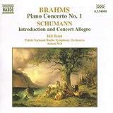 Brahms: Piano Concerto No. 1 / Schumann:
